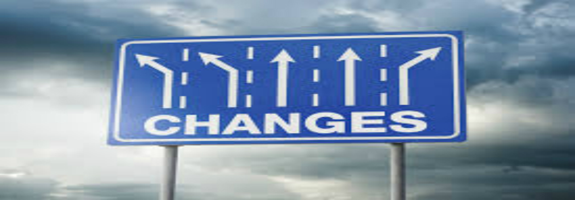 Change Starts Here!