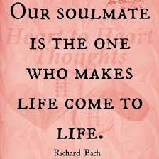 A Soul Mate Defined