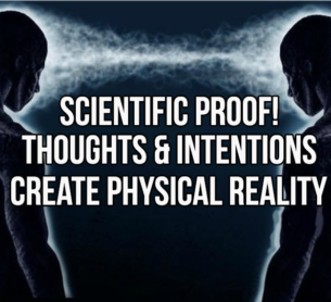 Never Underestimate the Physicality of Your Thoughts