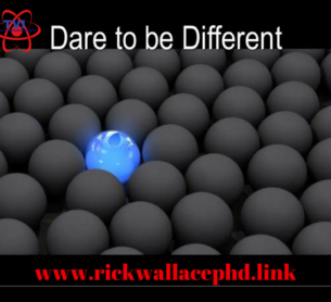 Dare to Be Different ~ Explore the Greatness Within Your Design!