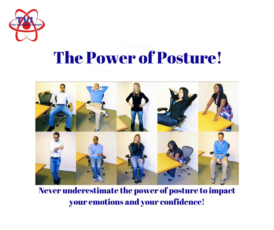 Powerful Links Between Your Posture and Your Emotional State