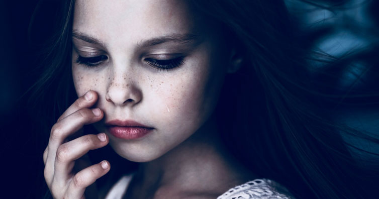 5 Early Warning Signs of A Child With Mental Health Problems