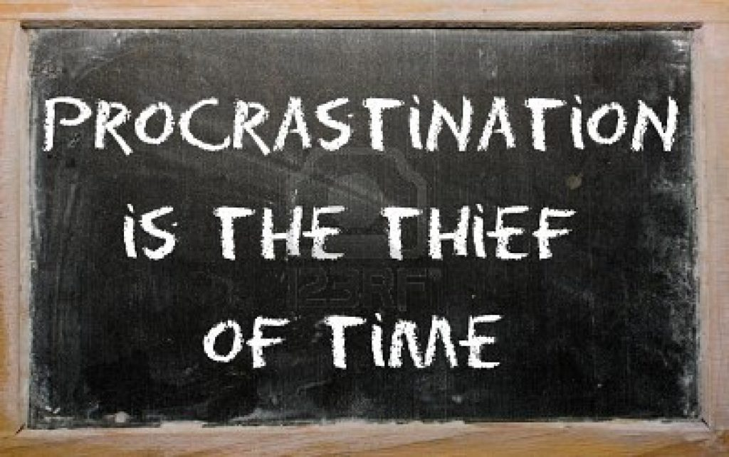 5 Simple Ways to Overcome Procrastination