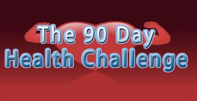 The 90-Day Holistic Health Challenge