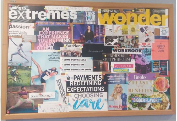 Vision Boards: Why They Work and How to Create One
